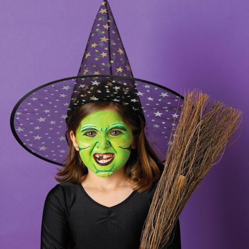 Что можно нарисовать на лице на хэллоуин