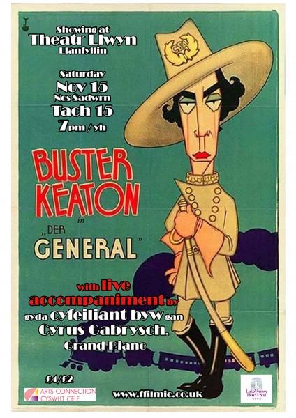 Buster Keaton sm
