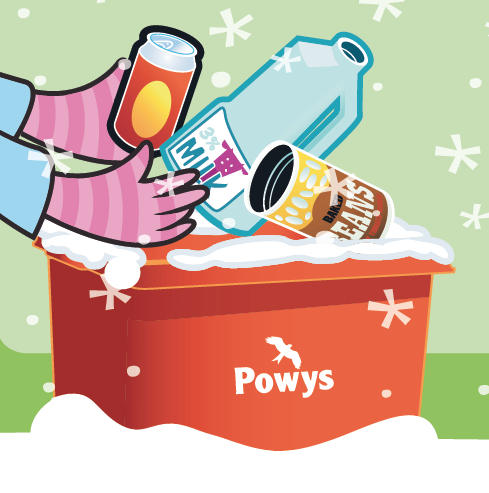 Powys Christmas Collections