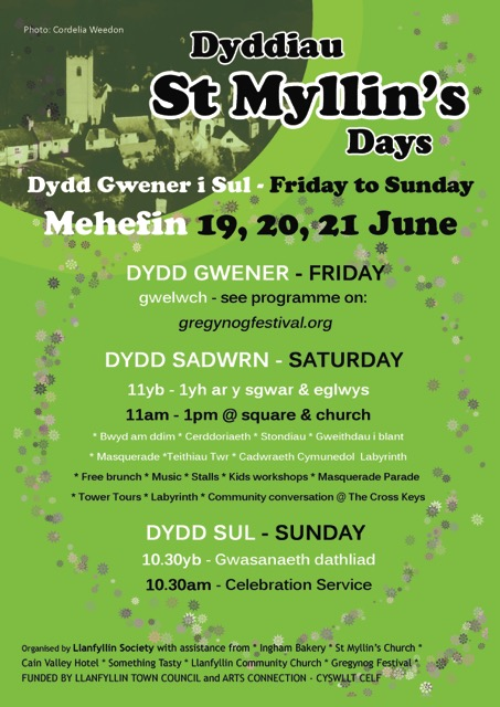st myllin day poster 2015