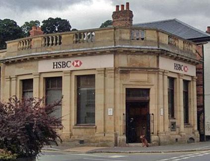 HSBC-bank-Llanfyllin