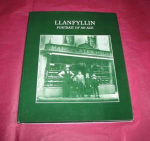 Llanfyllin Portrait of an age book