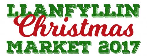 Llanfyllin Christmas Market 2017